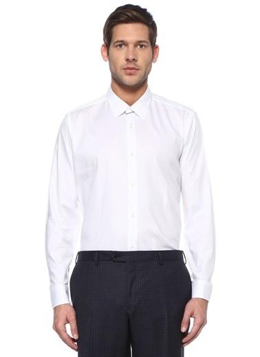 Pal Zileri Gömlek Beyaz